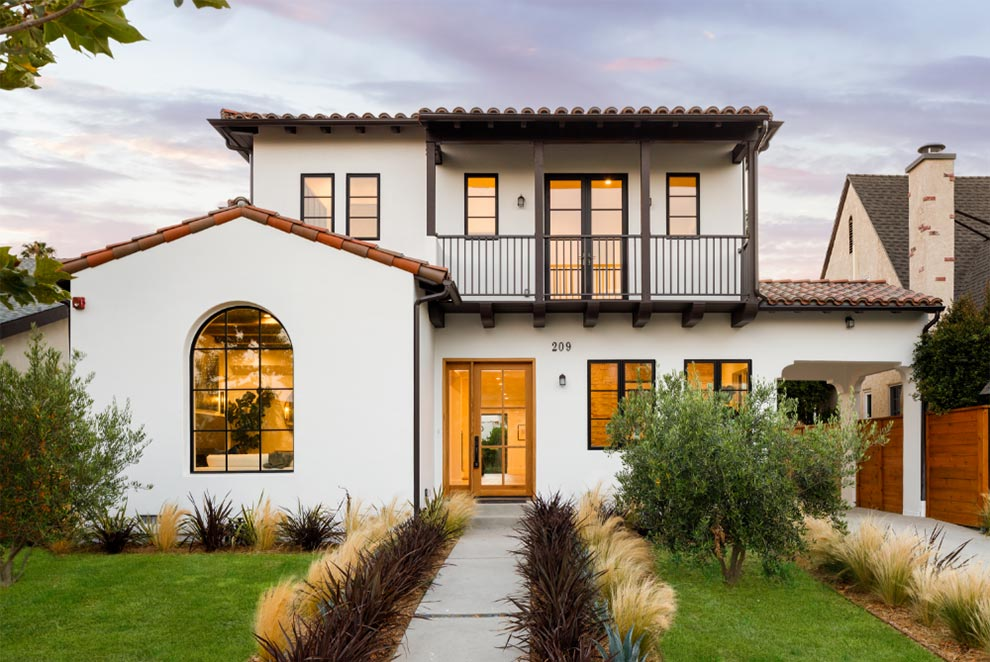 Southern California new build home